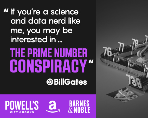 The Prime Number Conspiracy -