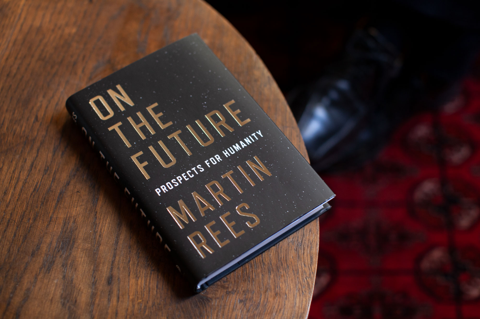 Book: On the Future by Martin Rees