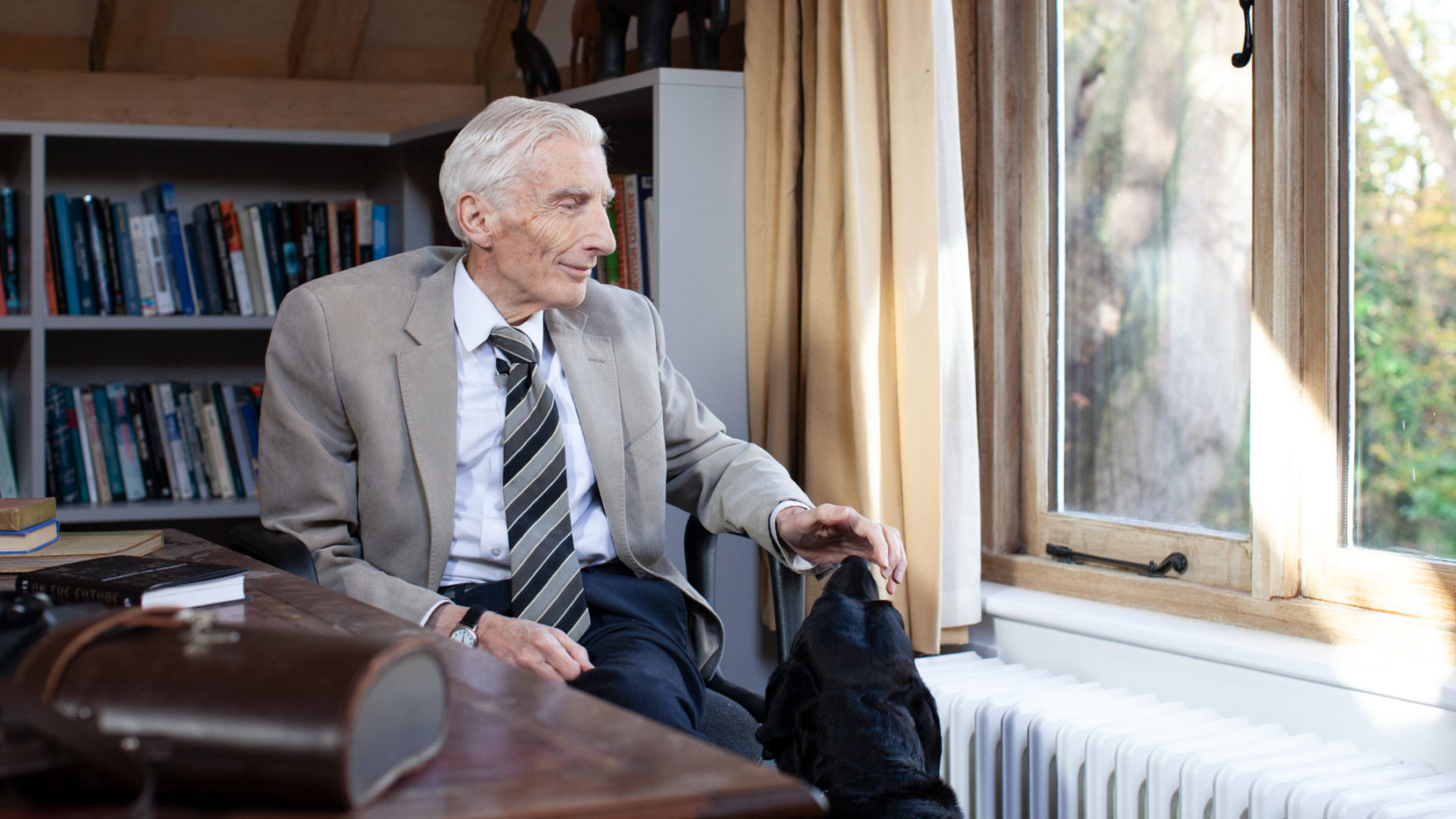 Martin Rees, the University of Cambridge astrophysicist, Astronomer Royal and popular author, discusses how our society can benefit from future science and technology while avoiding potential pitfalls.