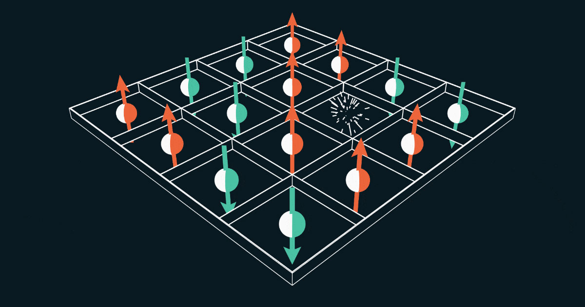 A Child's Puzzle Has Helped Unlock the Secrets of Magnetism   Quanta Magazine