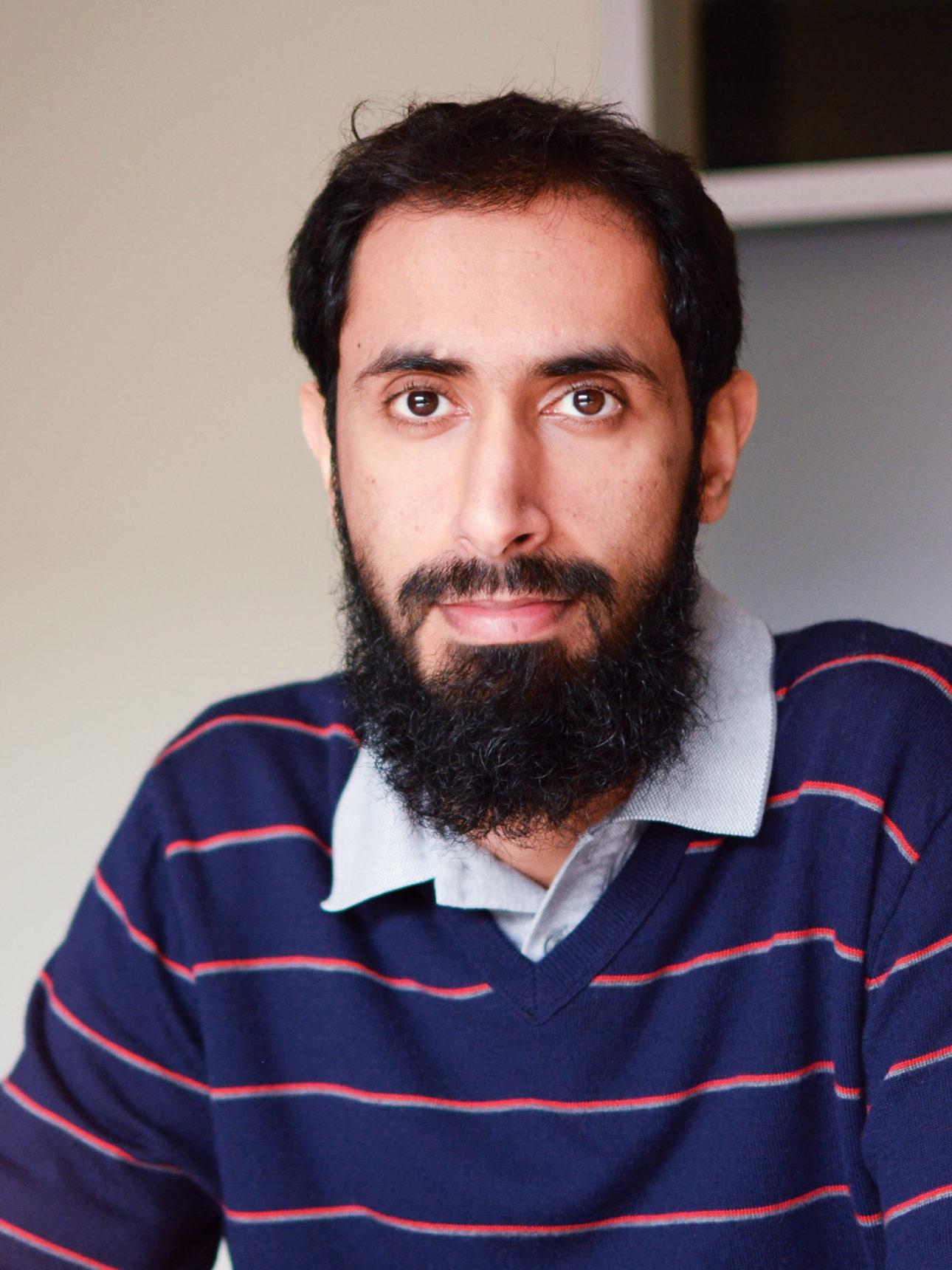 Photo of Ahmed Almheiri