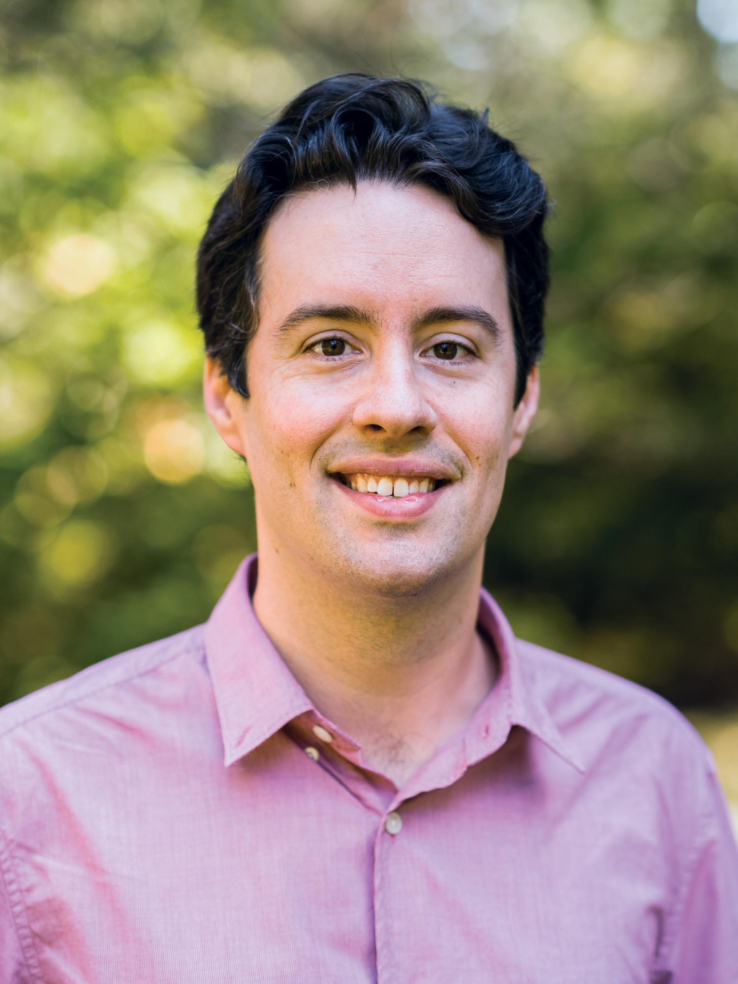 Daniel Harlow