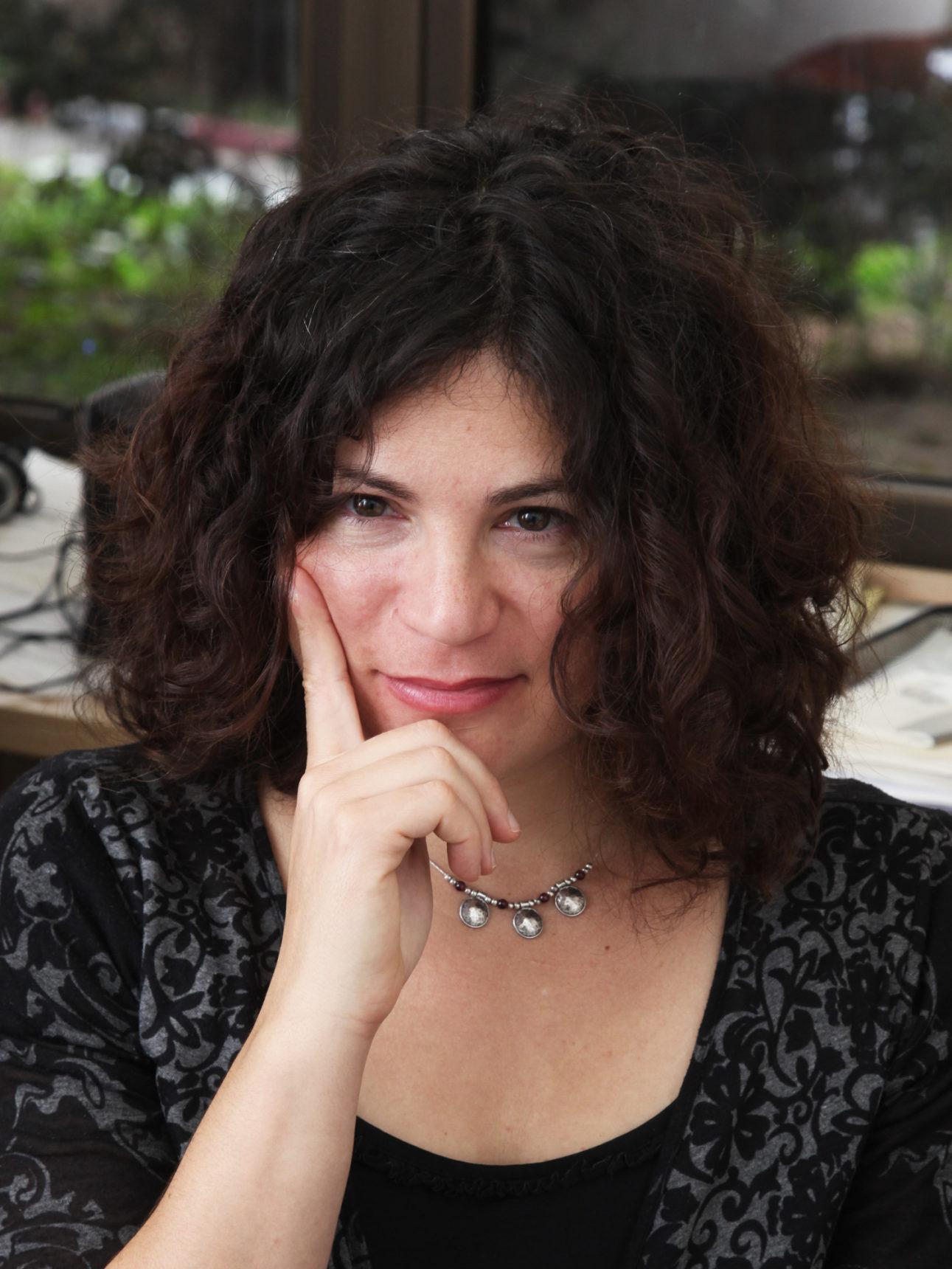Photo of Dorit Aharonov