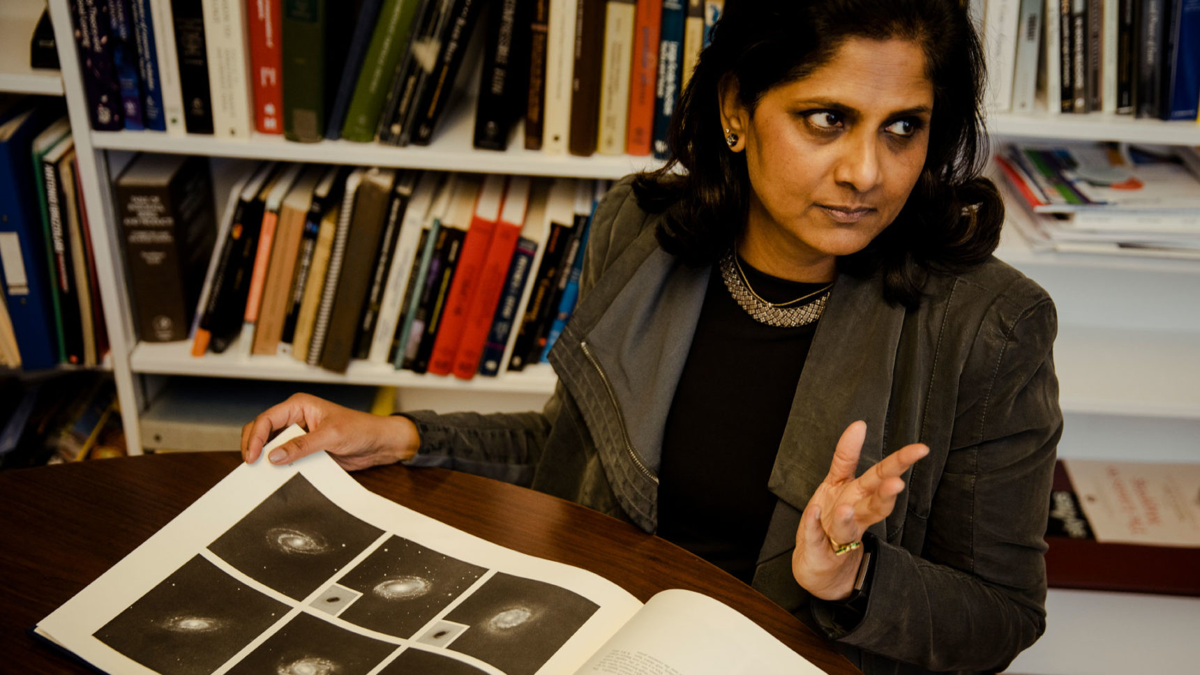 Priyamvada Natarajan explains the role of supermassive black holes in the structure and evolution of the universe.