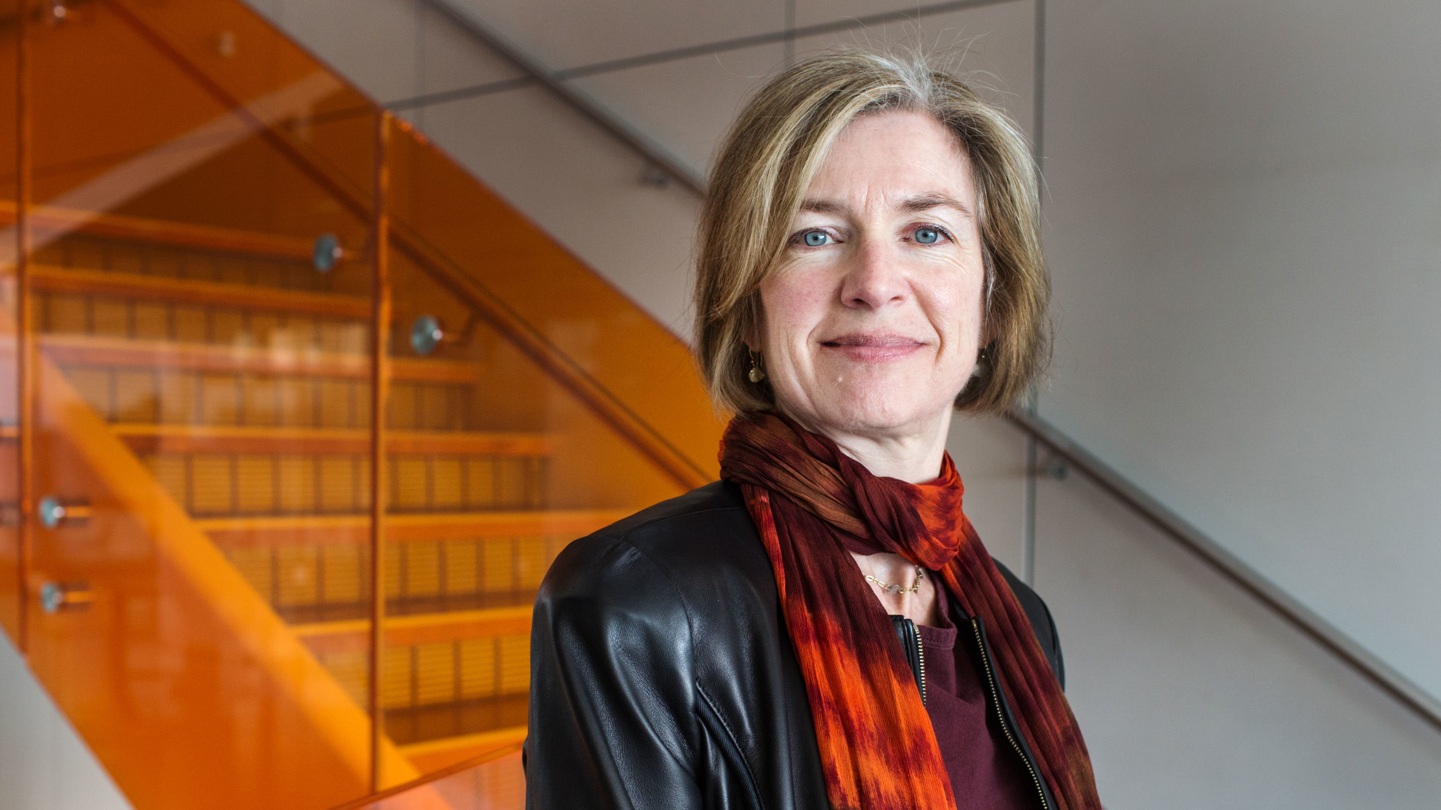 Portrait of Jennifer Doudna