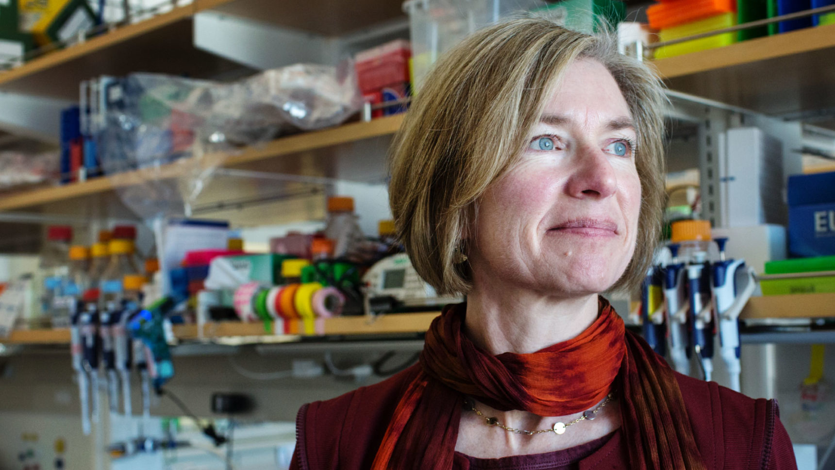 Jennifer Doudna, one of the coinventors of CRISPR technology, discusses how her work on bacterial defenses against viruses helped lead to a discovery with a revolutionary impact on biological research.