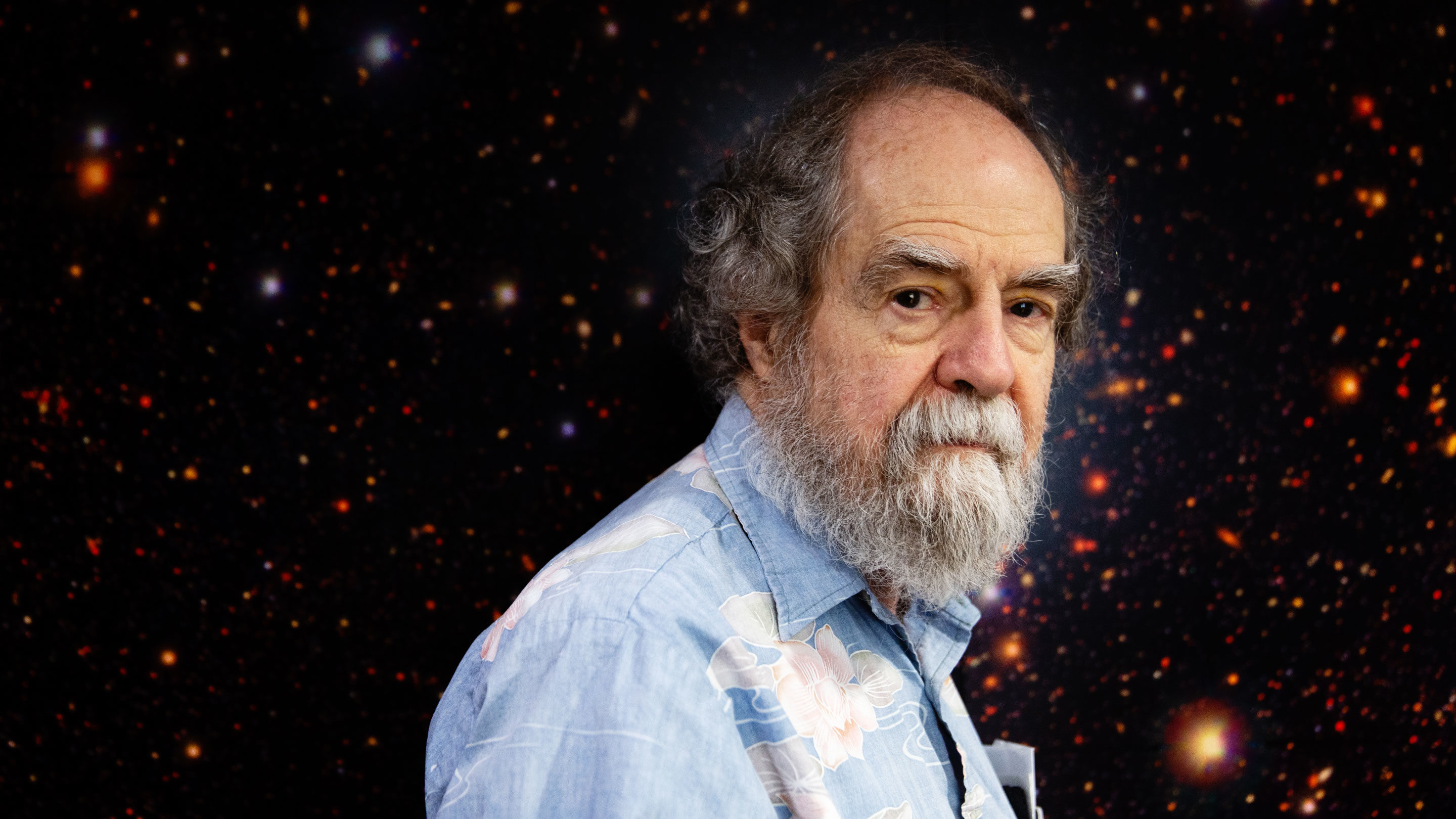 The Astronomer Who'd Rather Build Space Cameras