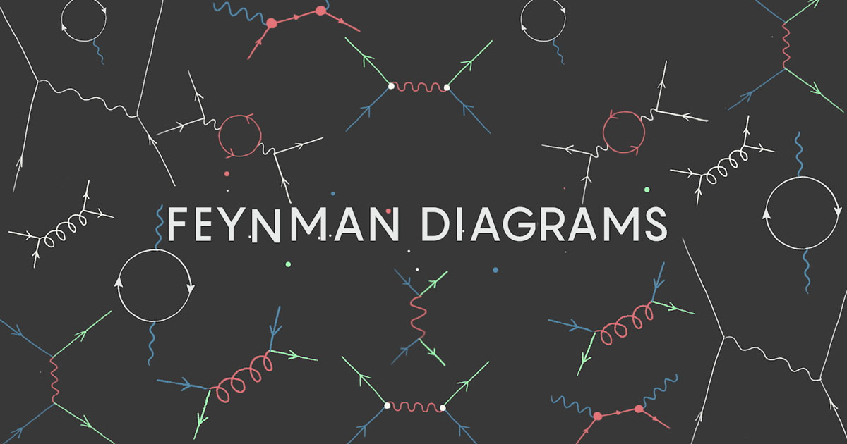 What Are Feynman Diagrams? | Quanta Magazine