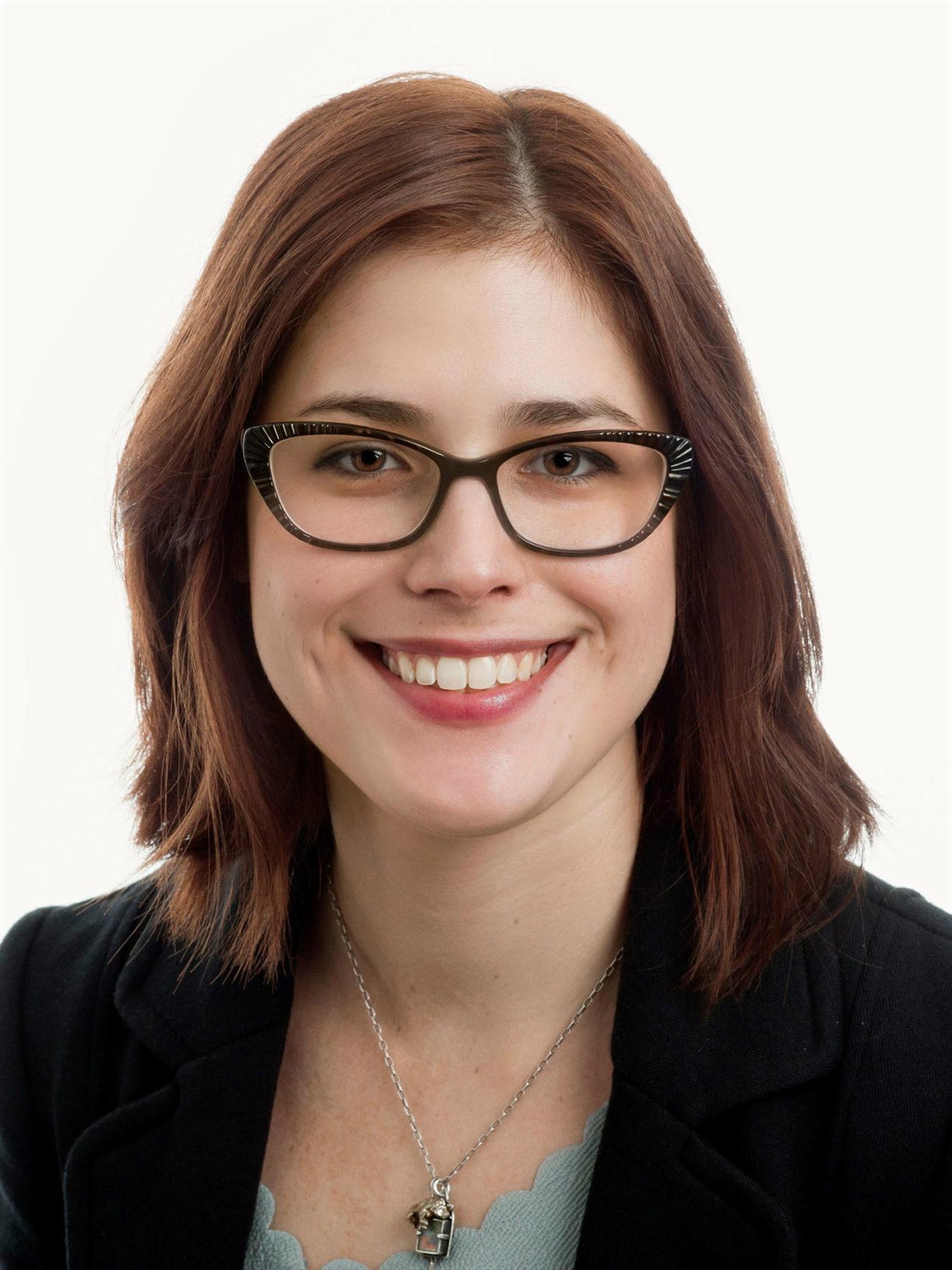 Portrait photo of Carsen Stringer