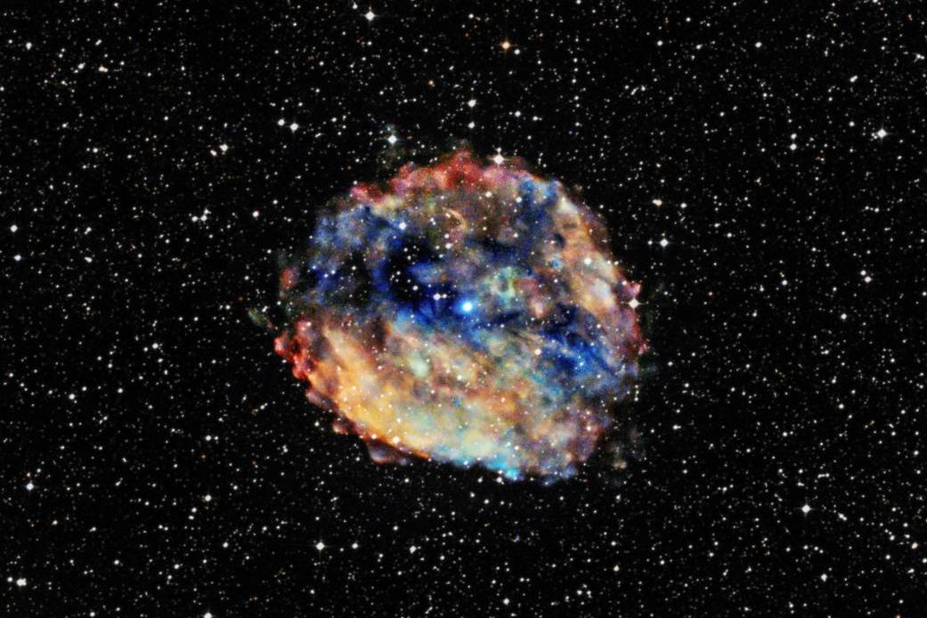Supernova remnant R103