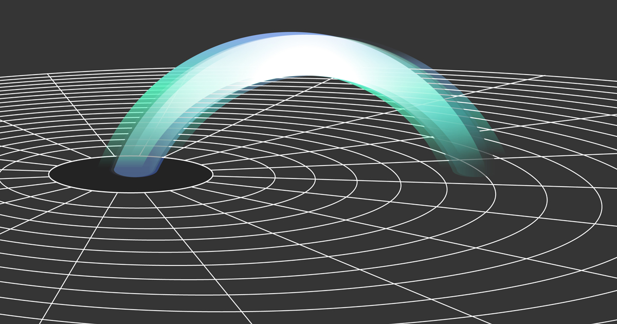Hologram Within a Hologram Hints at Fate of Black Holes