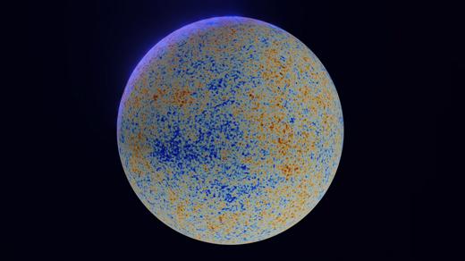 How Ancient Light Reveals the Universe's Contents