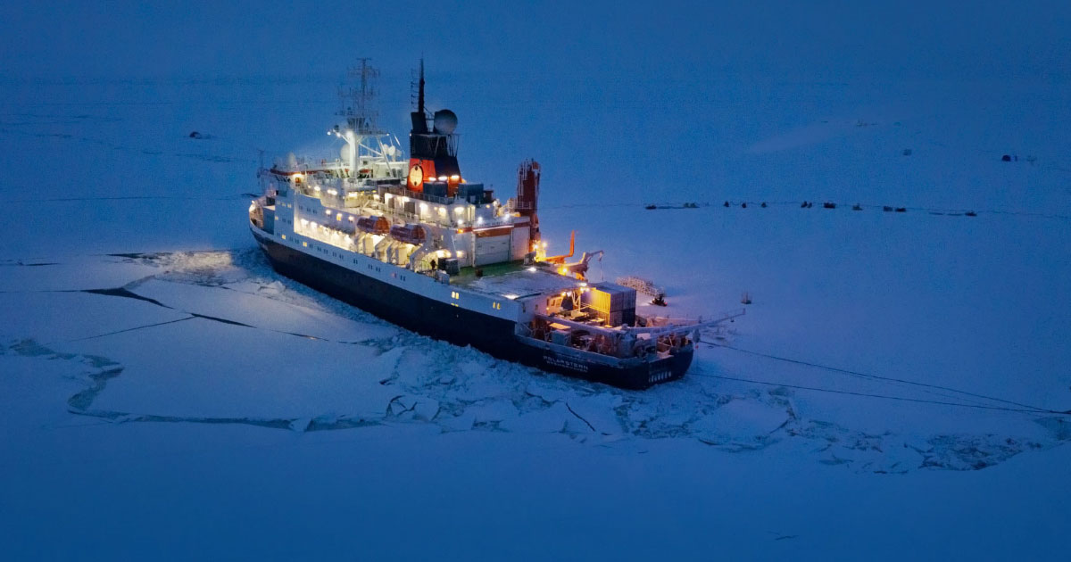 Arctic Ice Feedback Loops Will Guide the Climate's Future