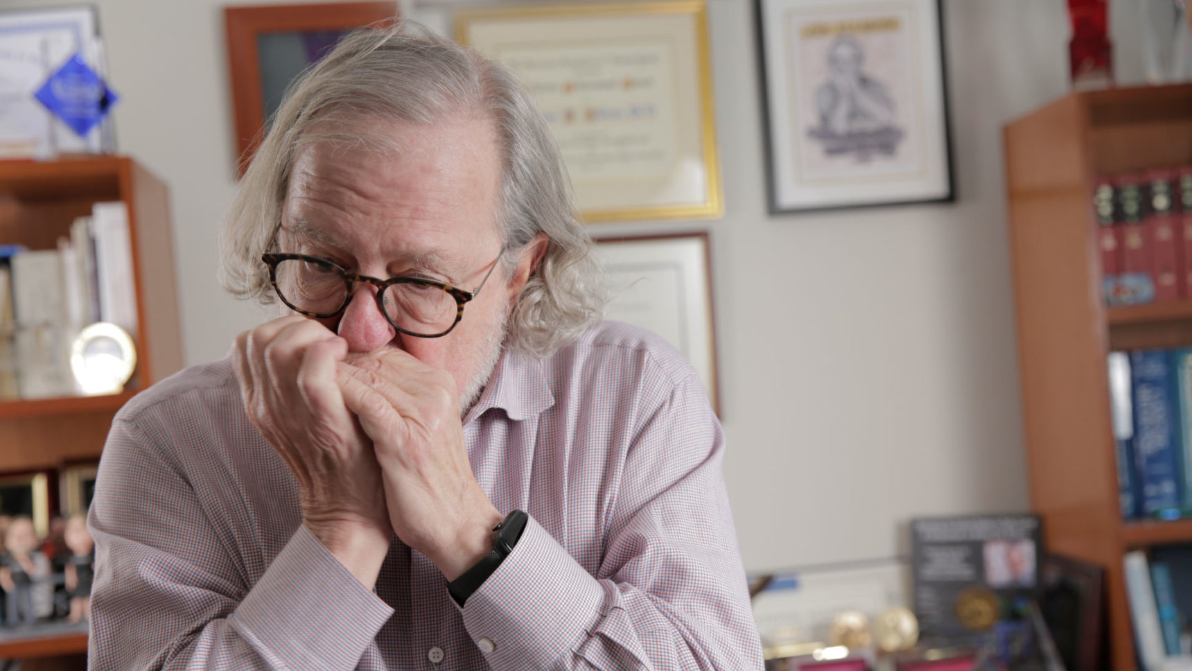 James P. Allison of the University of Texas MD Anderson Cancer Center discusses what initially drew him to immunology as a field and why many scientists used to be skeptical that an immunological strategy for killing cancers would work.