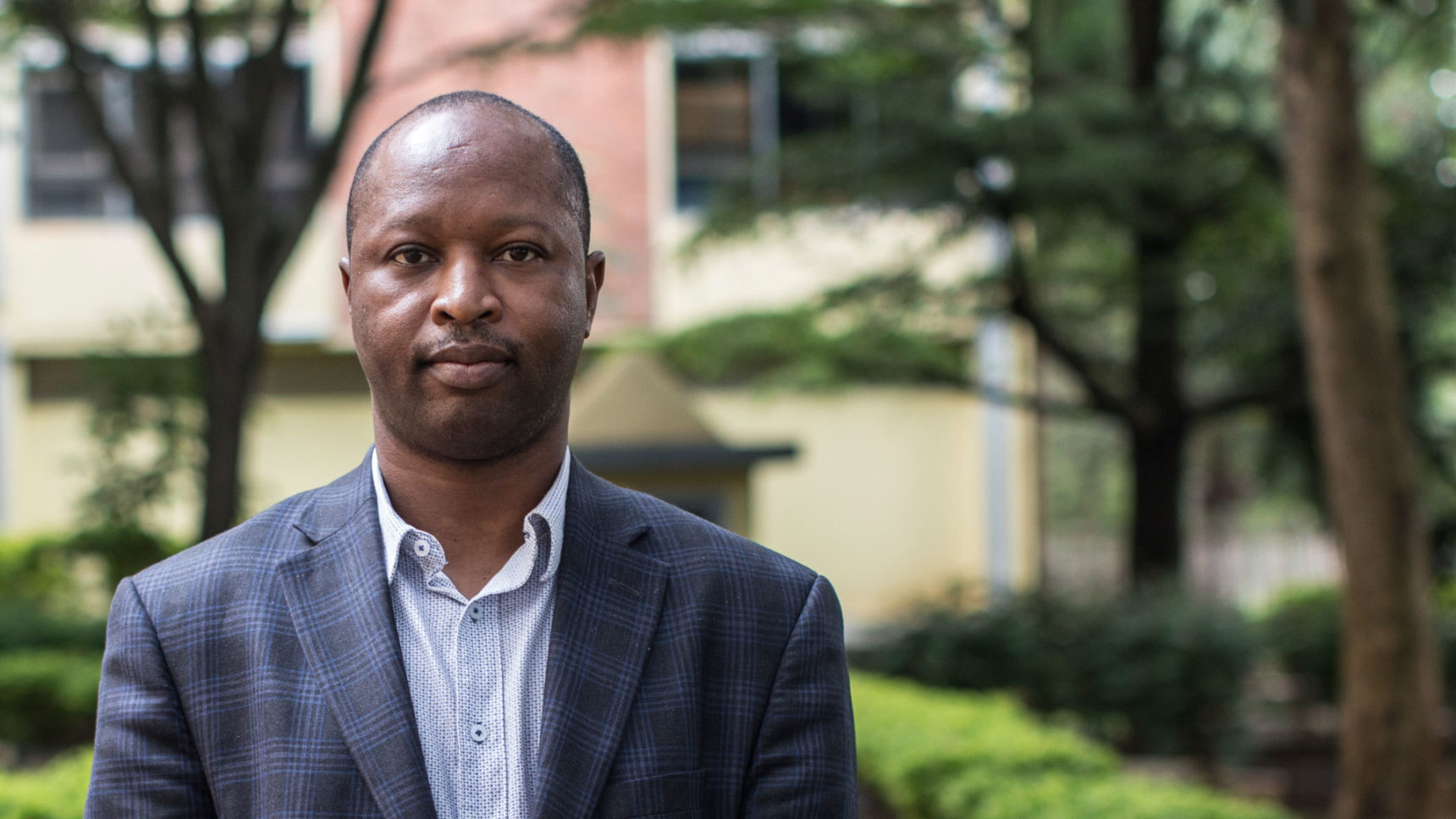 Omololu Akin-Ojo of the East African Institute for Fundamental Research discusses his plans to invigorate theoretical physics in Africa, including by focusing on problems related to energy and water that will especially impact the continent.