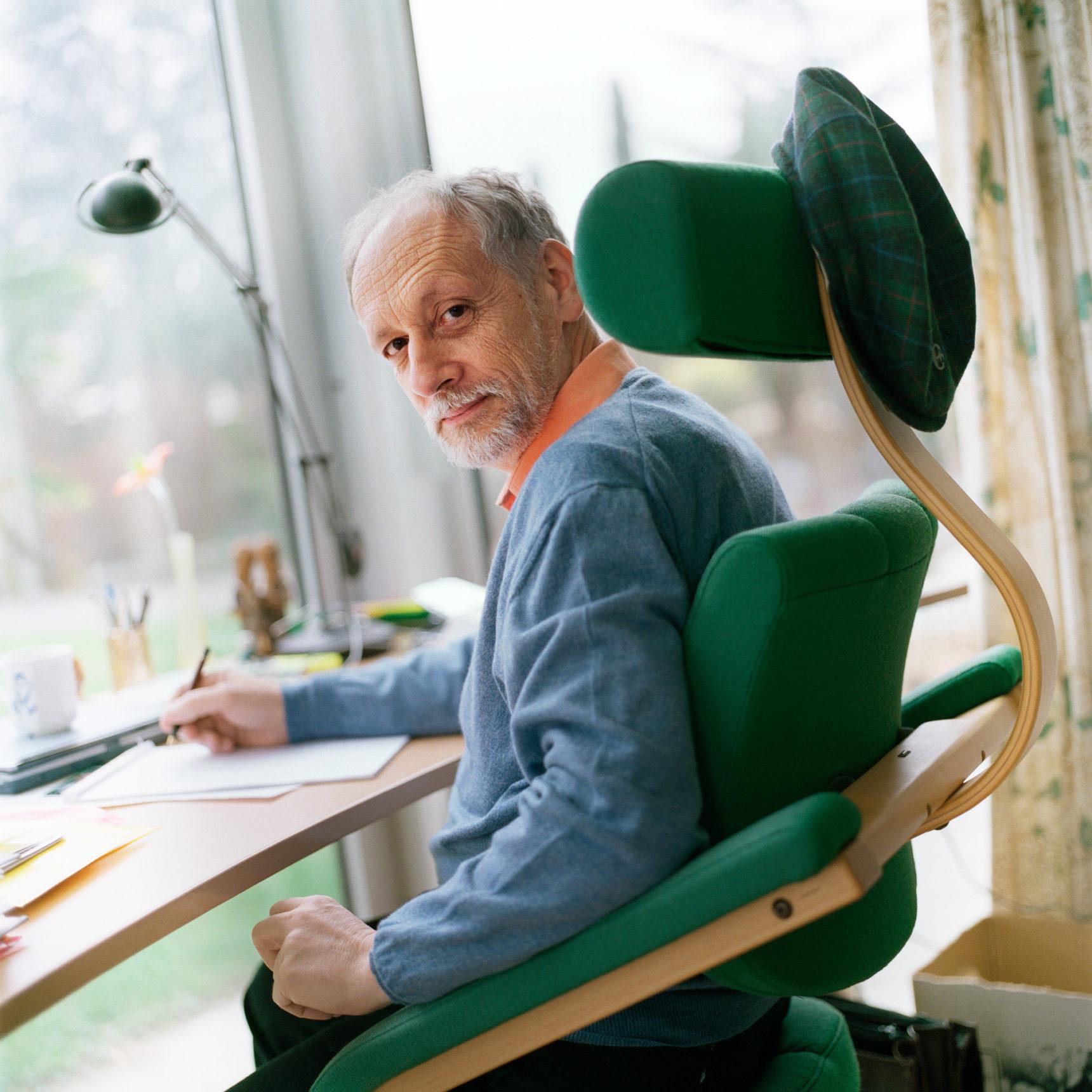 Ritratto di Nicolas Gisin