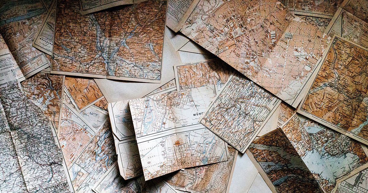In Mathematics, It Often Takes a Good Map to Find Answers