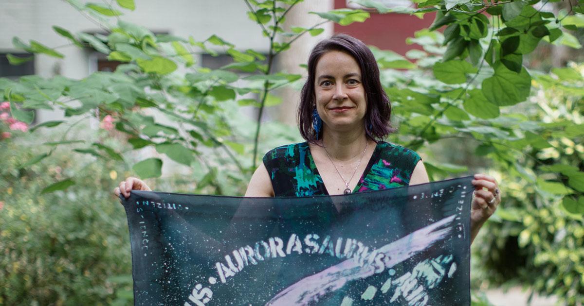 The Scientist Leading the World's Aurora Hunters