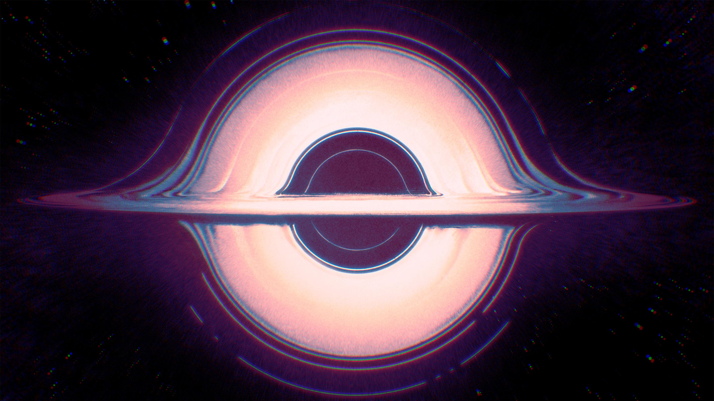 Απεικόνιση μιας μαύρης τρύπας