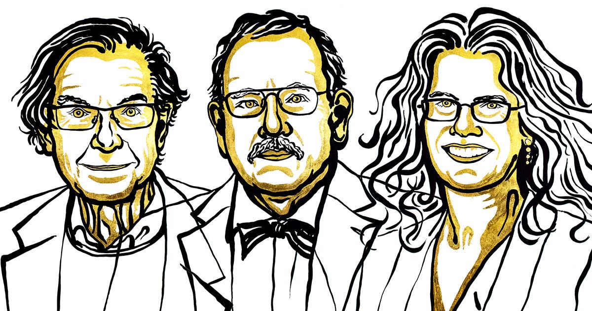 Physics Nobel Awarded for Darkest Secrets of the Universe