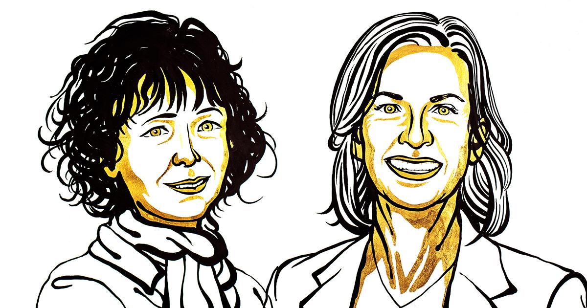Nobel Prize in Chemistry Awarded for CRISPR 'Genetic Scissors'