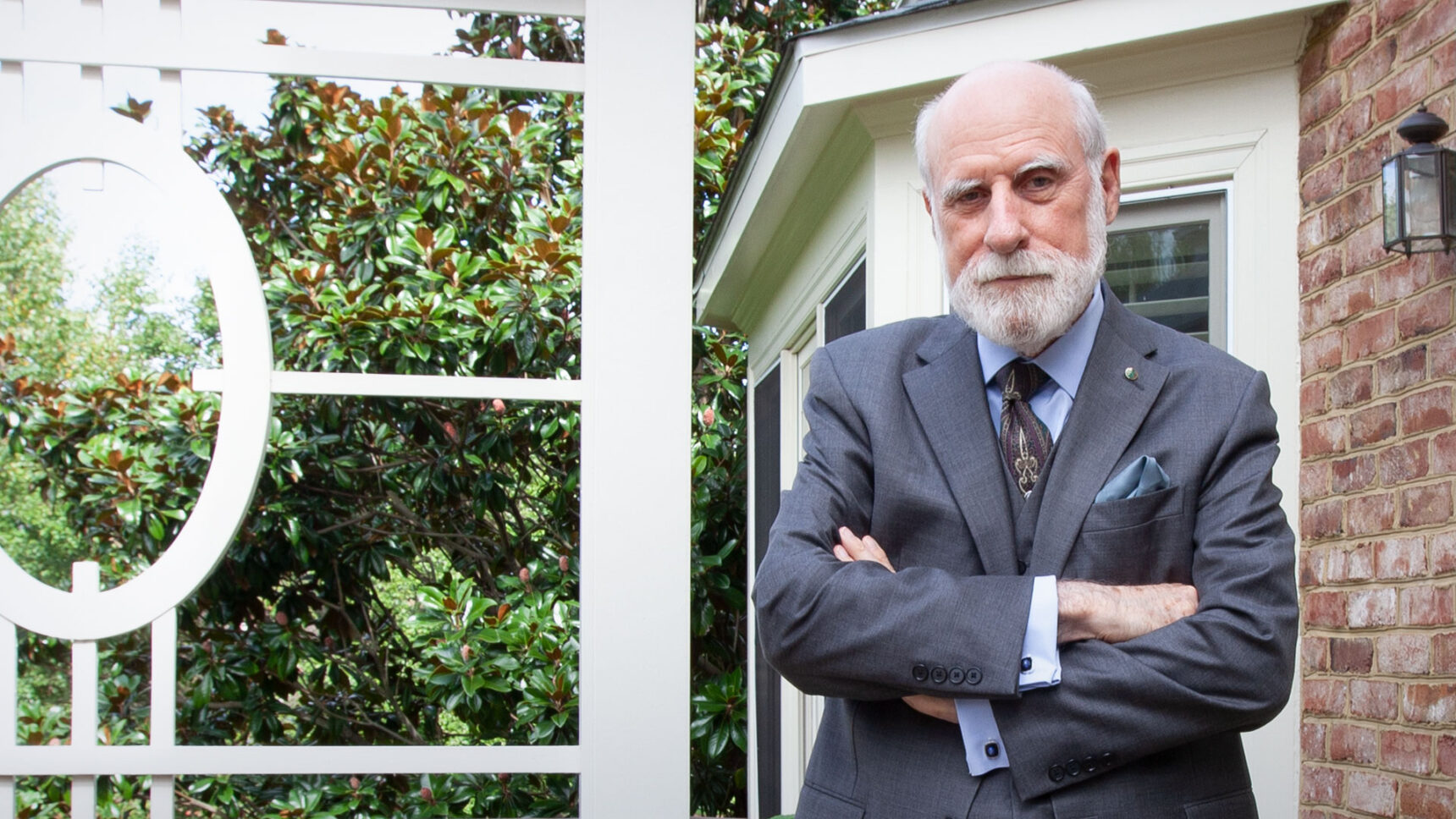 Vinton Cerf discusses the challenges of creating an interplanetary internet.