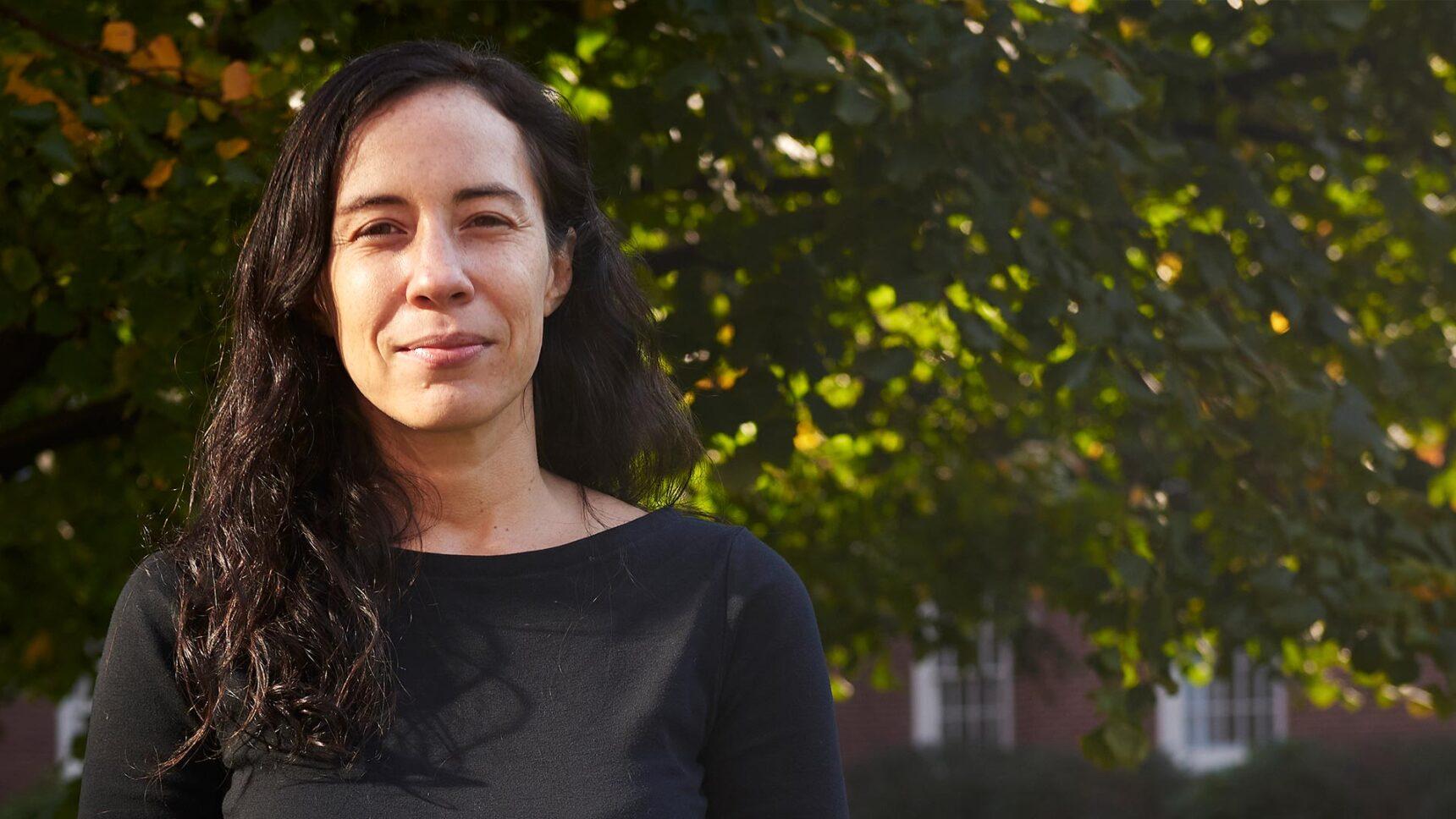 Cora Dvorkin explains her approach to exploring dark matter.
