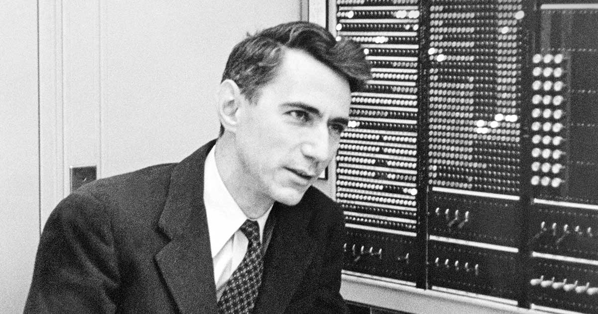 How Claude Shannon Invented the Future