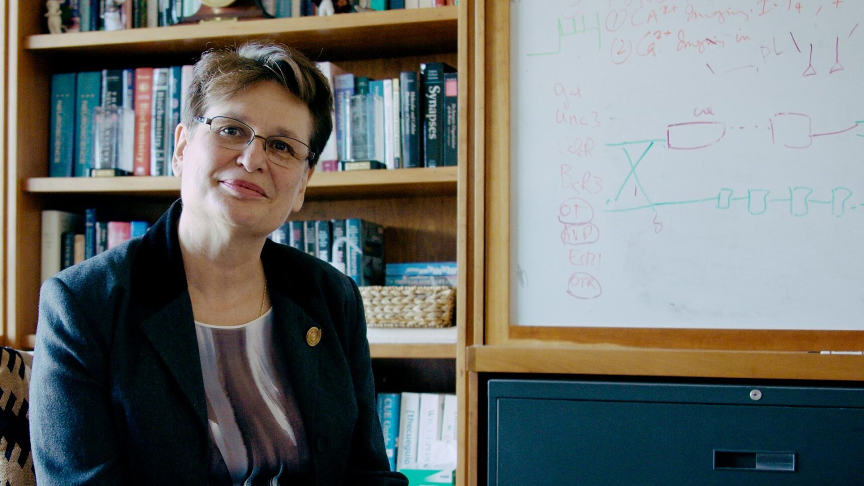 """Catherine Dulac of Harvard University discusses the roots of """"male"""" and """"female"""" parenting behaviors in mammalian brains."""