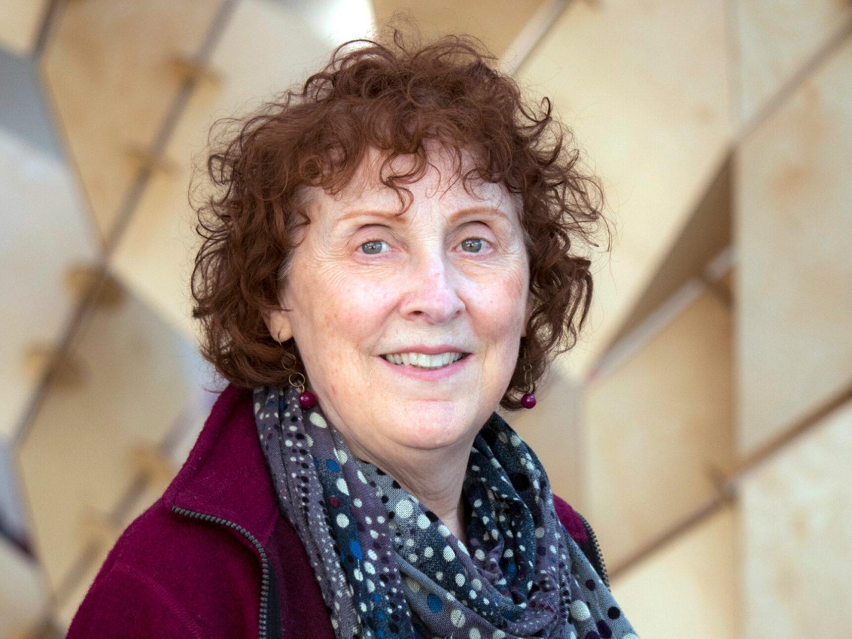 Foto de retrato de la filósofa Carol Cleland de la Universidad de Colorado, Boulder.