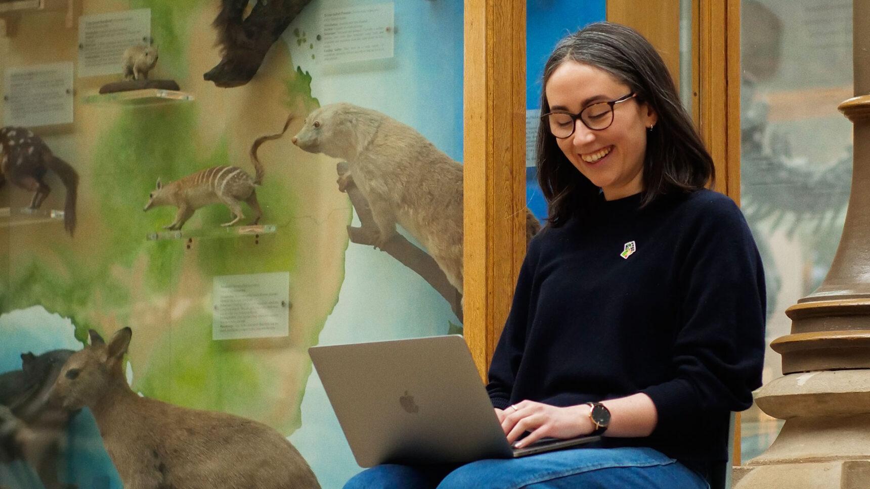Lucía Pérez-Díaz explores the mysteries of plate tectonics.