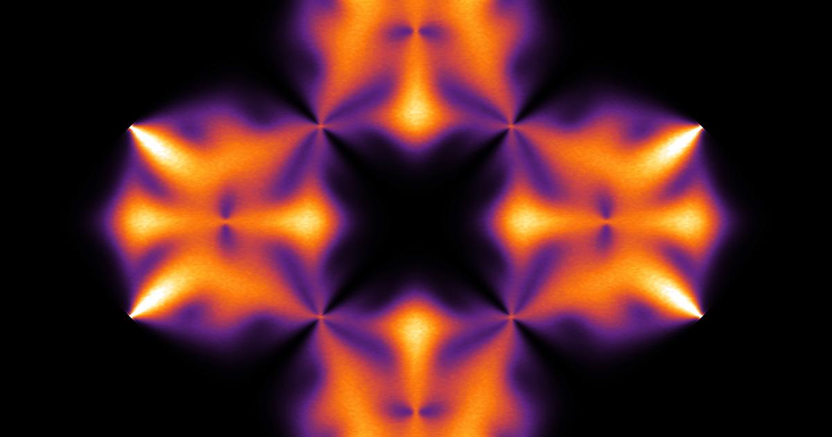 The 'Weirdest' Matter, Made of Partial Particles, Defies Description | Quanta Magazine