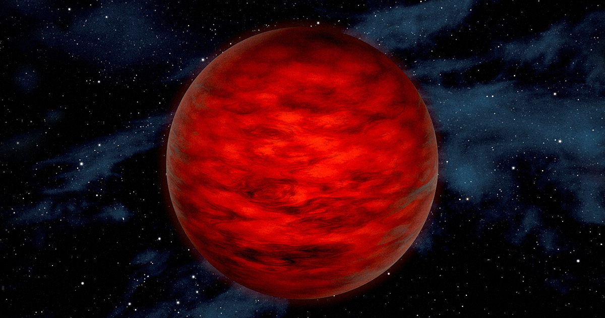Neither Star nor Planet: A Strange Brown Dwarf Puzzles Astronomers   Quanta Magazine