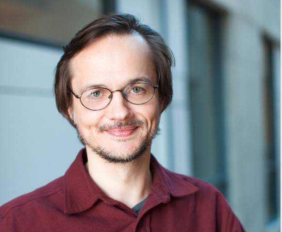 Portrait photo of neuroscientist Paul Cisek of the University of Montreal.
