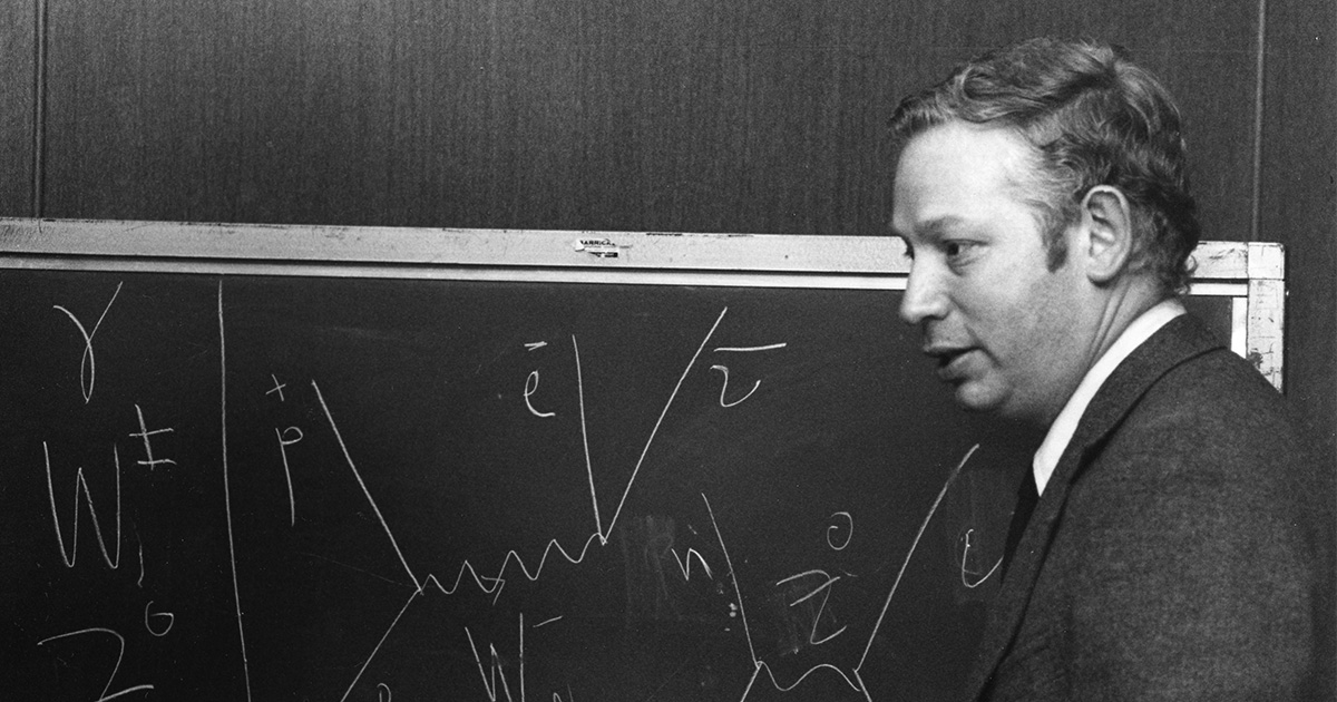 How Steven Weinberg Transformed Physics and Physicists | Quanta Magazine