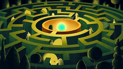 Is the Great Neutrino Puzzle Pointing to Multiple Missing Particles?